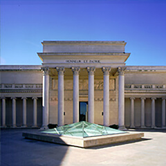 California Palace Of The Legion Of Honor Museum Mark