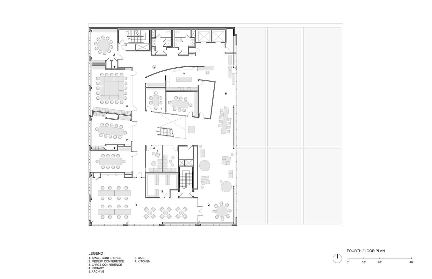 Floor plan book chronicle books headquarters mark cavagnero for House floor plan books